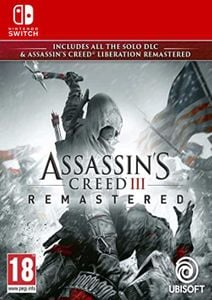 Assassin's Creed III Remastered Switch (EU)