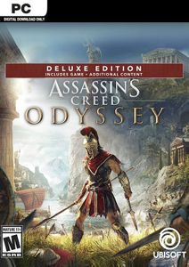 Assassins Creed Odyssey - Deluxe PC