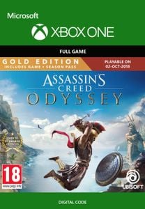 Assassin's Creed Odyssey : Gold Edition Xbox One