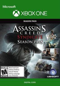 Assassins Creed Syndicate Season Pass Xbox One