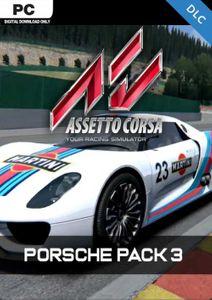 Assetto Corsa - Porsche Pack III PC - DLC
