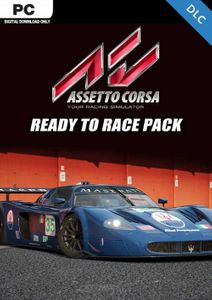 Assetto Corsa - Ready To Race Pack PC - DLC