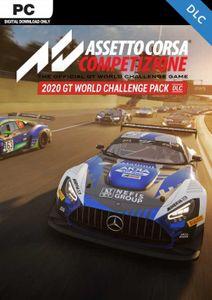 Assetto Corsa Competizione - 2020 GT World Challenge Pack PC - DLC