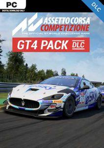 Assetto Corsa Competizione - GT4 Pack PC - DLC