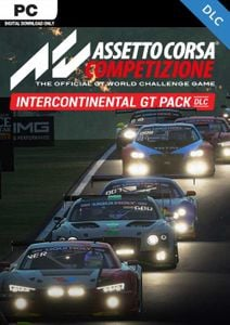 Assetto Corsa Competizione - Intercontinental GT Pack PC - DLC
