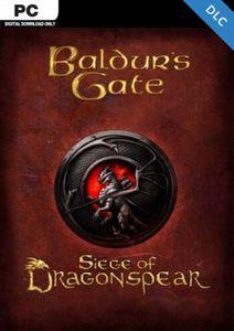 Baldurs Gate: Siege of Dragonspear PC - DLC
