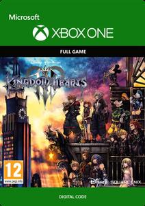 Kingdom Hearts III 3 Xbox One