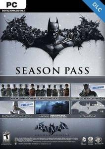 Batman: Arkham Origins - Season Pass PC-DLC