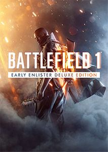 Battlefield 1 Early Enlister Deluxe Edition PC