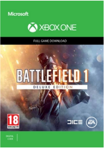 Battlefield 1 Deluxe Edition Xbox One