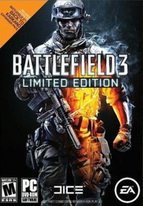 Battlefield 3 Limited Edition PC