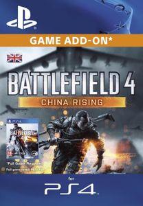 Battlefield 4 China Rising DLC PS4
