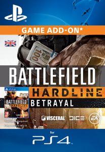 Battlefield Hardline Betrayal DLC PS4