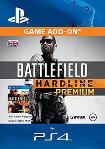 Battlefield Hardline Premium PS4