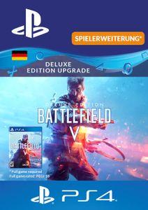 Battlefield  5 Deluxe Upgrade  PS4  (Germany)