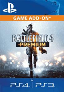 Battlefield 4 Premium Service (PSN) PS3/PS4