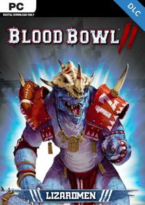 Blood Bowl 2 - Lizardmen PC - DLC