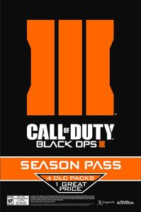 Call of Duty (COD): Black Ops III 3 Season Pass (PC)