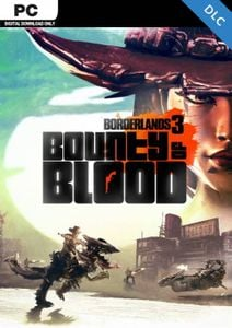 Borderlands 3: Bounty of Blood PC - DLC (Steam) (EU)
