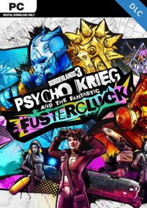 Borderlands 3: Psycho Krieg and the Fantastic Fustercluck PC - DLC (Steam)
