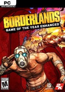 Borderlands Game of the Year PC (WW)