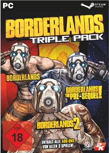 Borderlands: Triple Pack PC