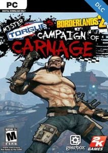 Borderlands 2 Mr. Torgue's Campaign of Carnage PC - DLC