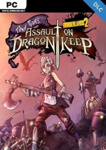 Borderlands 2 Tiny Tina's Assault on Dragon Keep PC - DLC