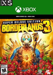 Borderlands 3: Super Deluxe Edition Xbox One/Xbox Series X|S