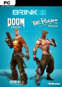 BRINK Doom/Psycho Combo Pack PC