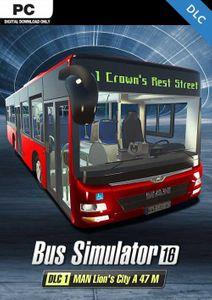 Bus Simulator 16 - MAN Lion's City A 47 M PC - DLC