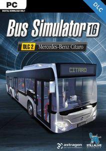 Bus Simulator 16 - Mercedes-Benz Citaro Pack PC - DLC