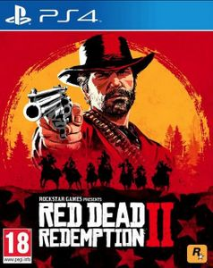 Red Dead Redemption 2 PS4 US/CA
