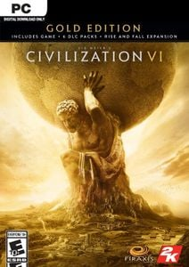 Sid Meier's Civilization VI 6 Gold Edition PC (EU)