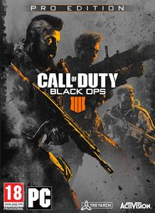 Call of Duty (COD) Black Ops 4 Pro Edition PC