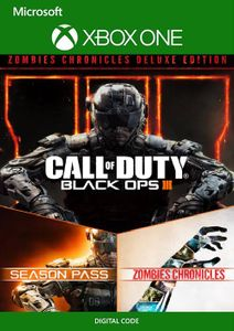 Call of Duty Black Ops III: Zombies Deluxe Xbox One (US)