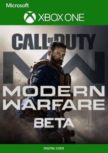 Call of Duty Modern Warfare Beta Xbox One