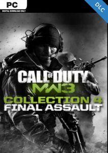 Call of Duty: Modern Warfare 3 Collection 4: Final Assault PC - DLC