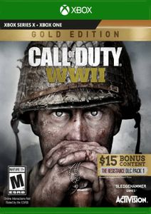 Call of Duty: WWII - Gold Edition Xbox One (EU)