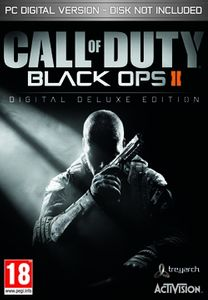 Call of Duty (COD) Black Ops II 2 Digital Deluxe Edition PC