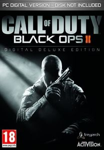 Call of Duty (COD) Black Ops II 2 Digital Deluxe Edition PC (GERMANY)