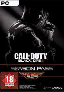 Call of Duty (COD) Black Ops II 2 Season Pass PC