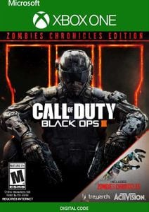 Call of Duty: Black Ops III - Zombies Chronicles Edition Xbox One (UK)
