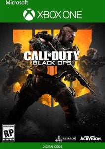 Call of Duty: Black Ops 4 Xbox One (UK)