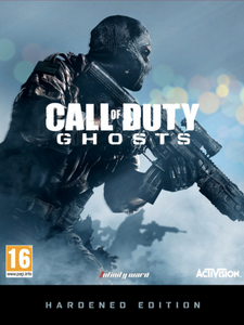 Call of Duty (COD) Ghosts - Digital Hardened Edition PC