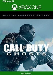 Call of Duty Ghosts Digital Hardened Edition Xbox One (UK)
