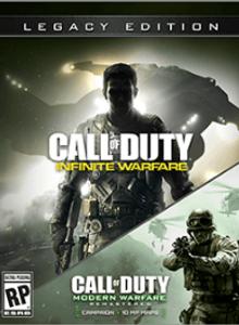Call of Duty (COD) Infinite Warfare Digital Legacy Edition PC (APAC)