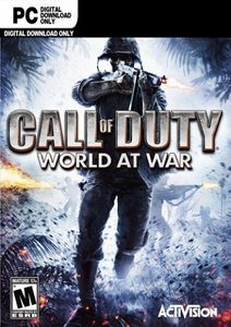 Call of Duty (COD) World at War PC
