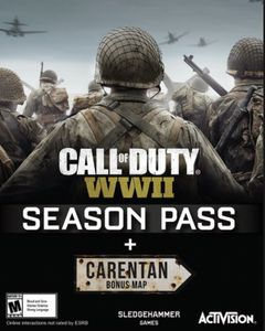 Call of Duty WWII Season Pass PC