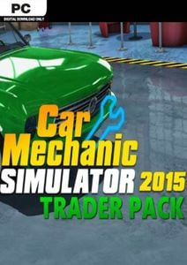 Car Mechanic Simulator 2015  Trader Pack PC